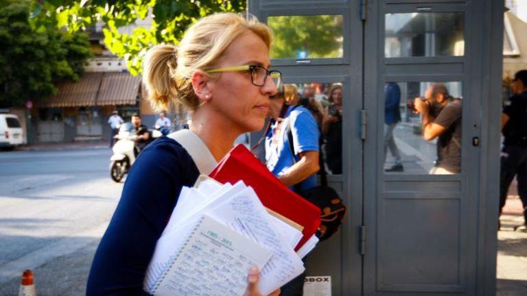 Εξηγήσεις στους Εισαγγελείς που ερευνούν τη φωτιά στο Μάτι δίνει αύριο η Ρένα Δούρου | tovima.gr