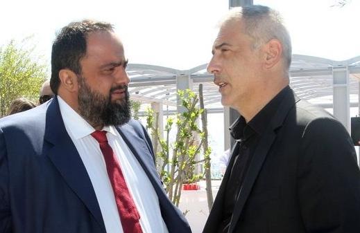 Βαγγέλης Μαρινάκης : Στηρίζω με όλες τις δυνάμεις μου Μώραλη και «Πειραιά Νικητή» για να συνεχίσουμε το έργο μας | tovima.gr