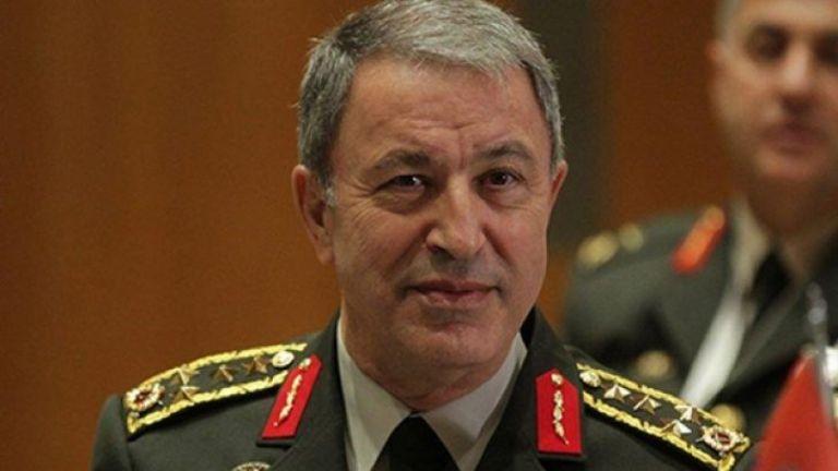 Τούρκος υπ. Αμυνας απαντά σε Καμμένο: Θα συνεχίσουμε την ίδια τακτική όσον αφορά το FIR | tovima.gr