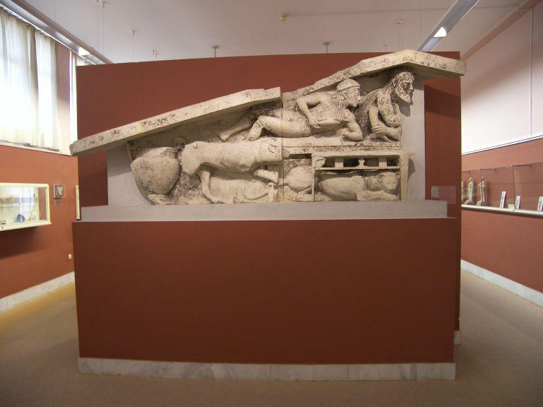 Ανοίγει και πάλι το αρχαιολογικό μουσείο της Κέρκυρας | tovima.gr