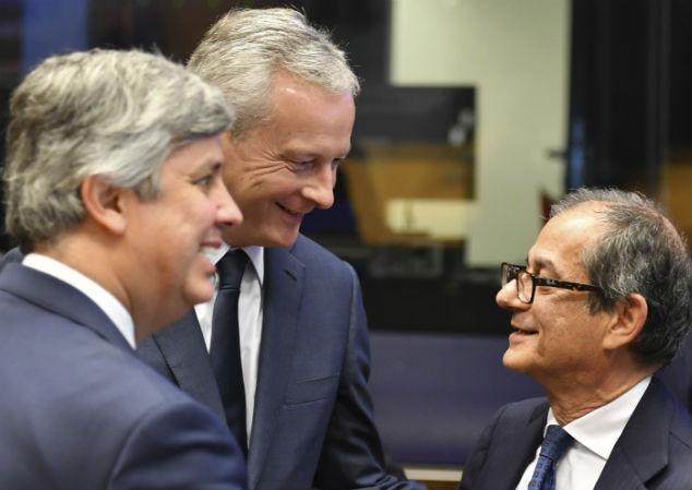 Ρώμη-Βρυξέλλες : Συνεχίζεται ο διάλογος, παραμένουν οι διαφορές | tovima.gr