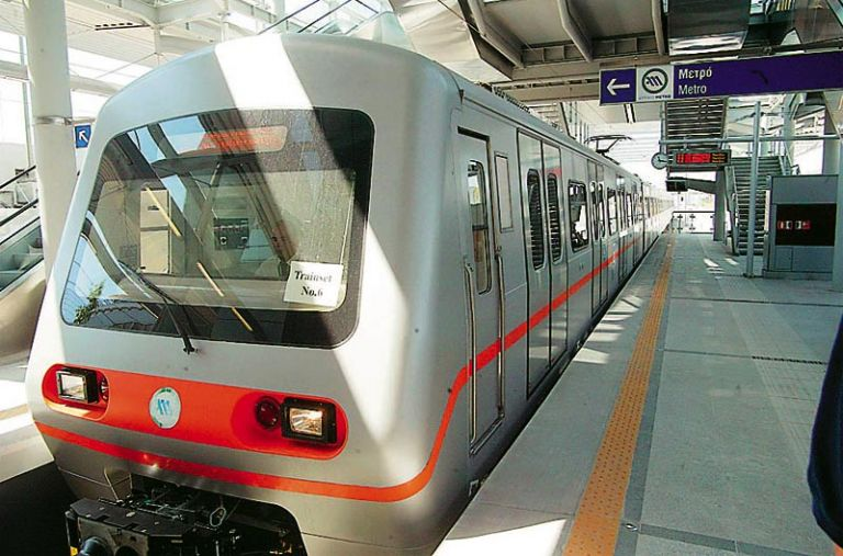 Επανέρχονται τα ενιαία δρομολόγια μετρό από και προς Αεροδρόμιο | tovima.gr