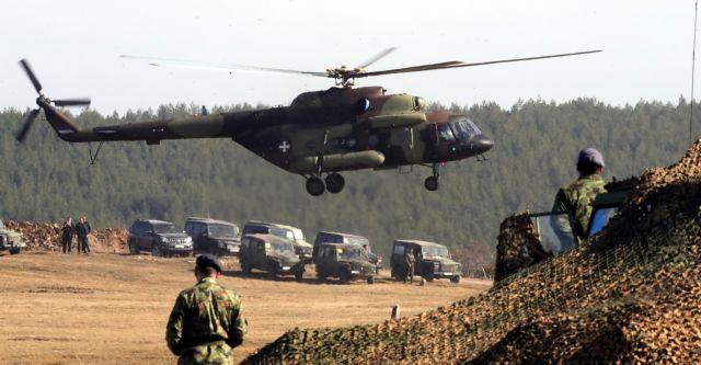 «Έτος του Νικητή», η μεγαλύτερη στρατιωτική άσκηση στην  ιστορία της Σερβίας | tovima.gr