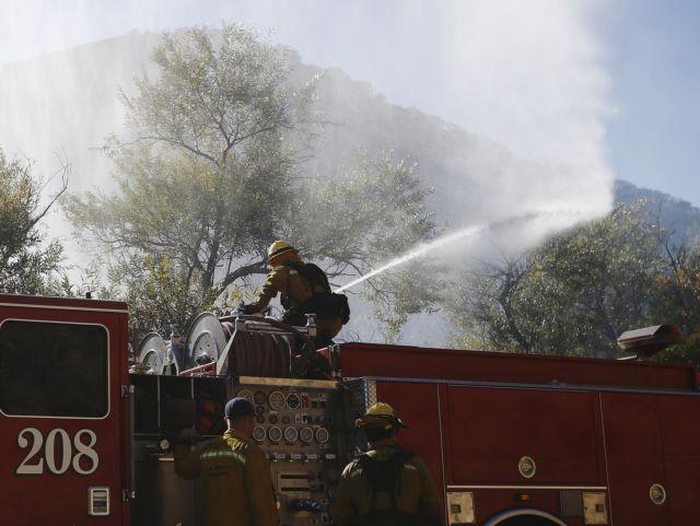 Δραματική η αύξηση των νεκρών από τις ανεξέλεγκτες πυρκαγιές στην Καλιφόρνια | tovima.gr
