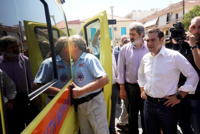 New Democracy: Polakis = Tsipras   tovima.gr
