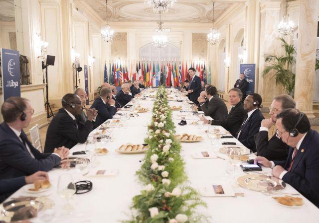 Παλέρμο: Με χαμηλές προσδοκίες ξεκίνησε η Διεθνής Διάσκεψη για την Λιβύη   tovima.gr