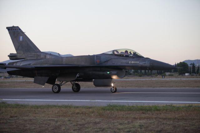 Με F-16 της Πολεμικής Αεροπορίας θα πετάξει ο διευθυντής της γερμανικής Bild | tovima.gr