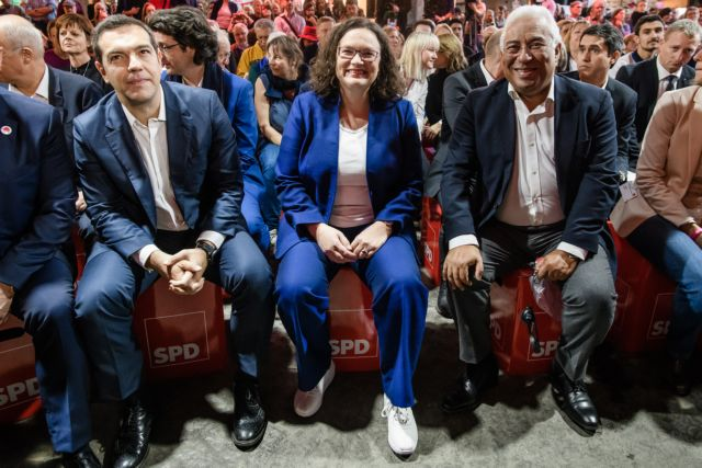 Editorial: Tsipras as Janus   tovima.gr