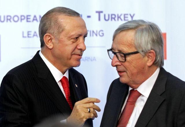 Τη διακοπή των ενταξιακών συνομιλιών με Τουρκία προτείνει το ευρωκοινοβούλιο | tovima.gr