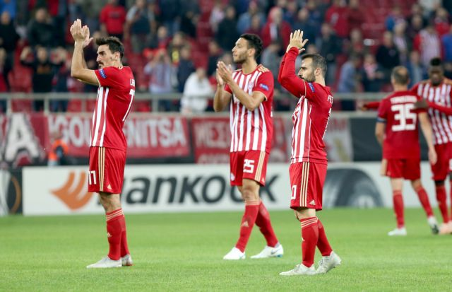 Ο Ολυμπιακός παραμένει η κορυφαία ελληνική ομάδα στην Ευρώπη | tovima.gr