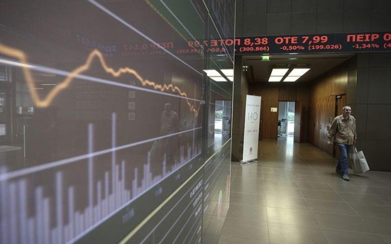€4,5 δισ. ζημιές στις τραπεζικές μετοχές | tovima.gr