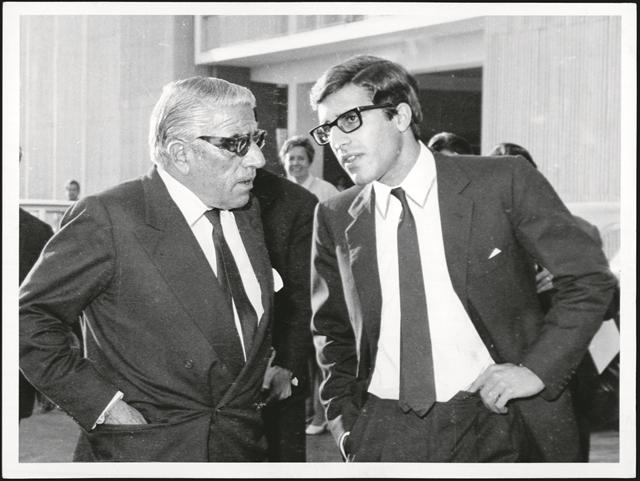 In the inner sanctum of the Onassis Foundation - Ειδήσεις - νέα - Το