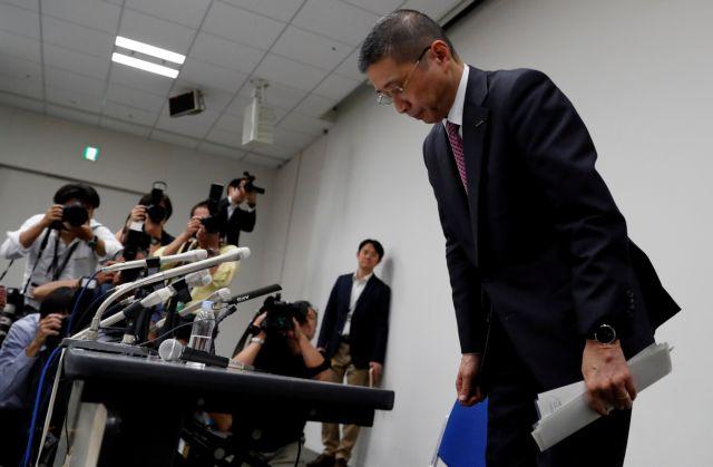 Η Nissan σχεδιάζει απομάκρυνση του επικεφαλής της λόγω υπονοιών για οικονομικό παράπτωμα   tovima.gr