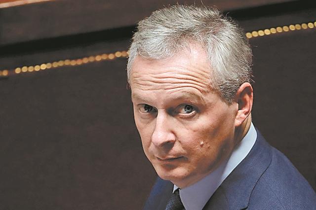 Η Γαλλία φορολογεί την GAFA | tovima.gr