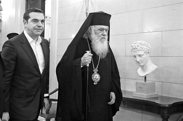 Στις καλένδες η «ιερή συμφωνία» του Μαξίμου | tovima.gr
