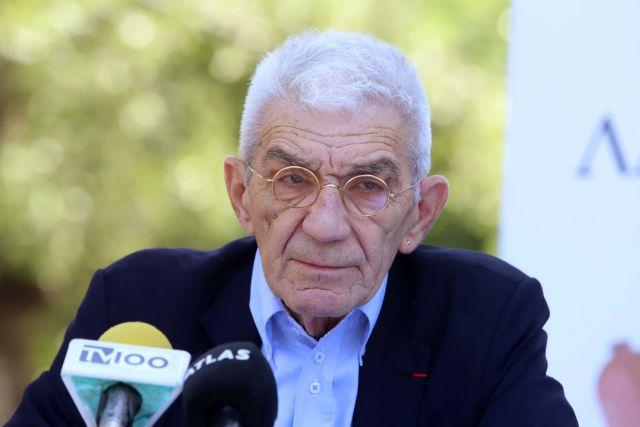 Δεν θα είναι υποψήφιος στις δημοτικές εκλογές ο Μπουτάρης | tovima.gr