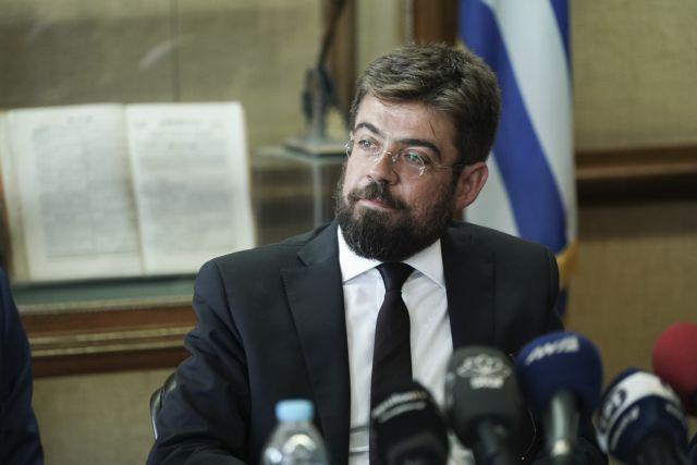 Συμβούλιο της Επικρατείας: Επίσκεψη του υπουργού Δικαιοσύνης | tovima.gr