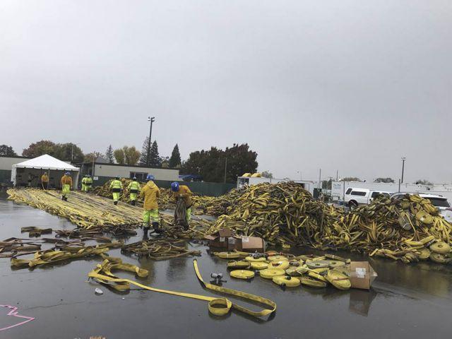 Τους 83 έφτασαν οι νεκροί από τις πυρκαγιές στην Καλιφόρνια   tovima.gr
