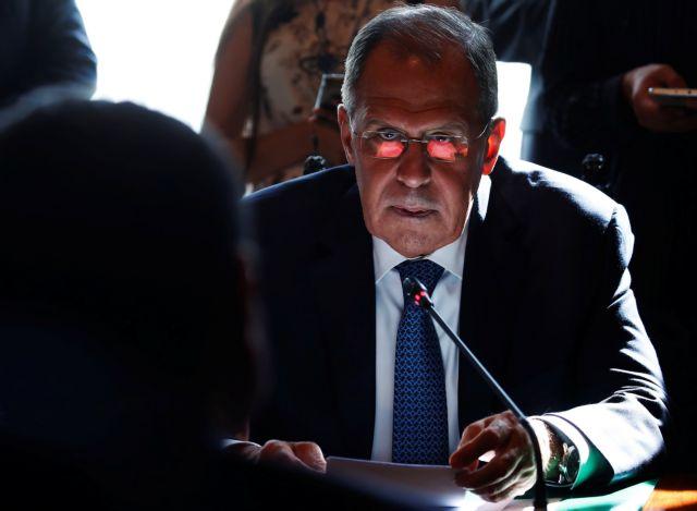 Λαβρόφ: Η Μόσχα τηρεί ίσες πολιτικές αποστάσεις στη Συρία | tovima.gr