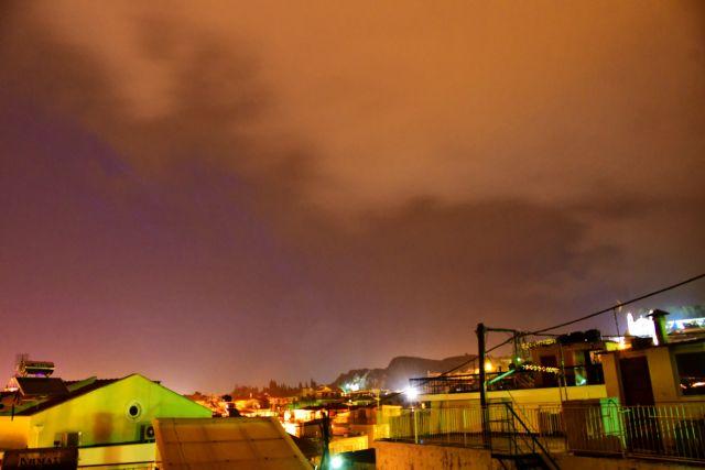 «Πηνελόπη»: Παρούσα με καταιγίδες, χαλάζι, χιόνια από το βράδυ της Κυριακής | tovima.gr