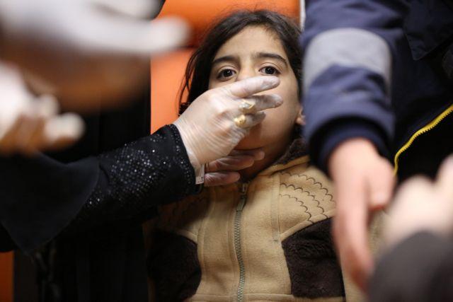 Συρία: Ξεπέρασαν τα 100 τα θύματα της χημικής επίθεσης στο Χαλέπι | tovima.gr