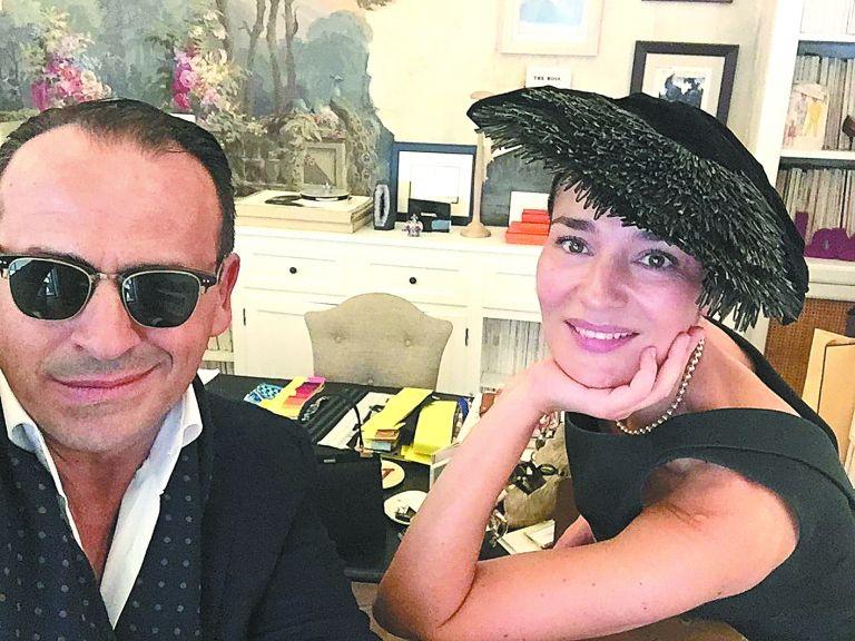 Βασίλης Ζούλιας: «Πώς έντυσα την Κάλλας» | tovima.gr