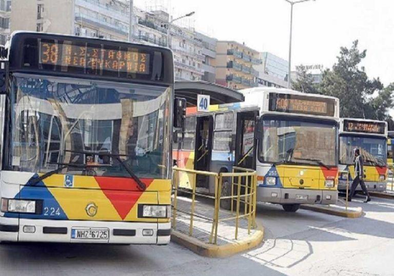 Νέα αστικά λεωφορεία στους δρόμους της Θεσσαλονίκης | tovima.gr