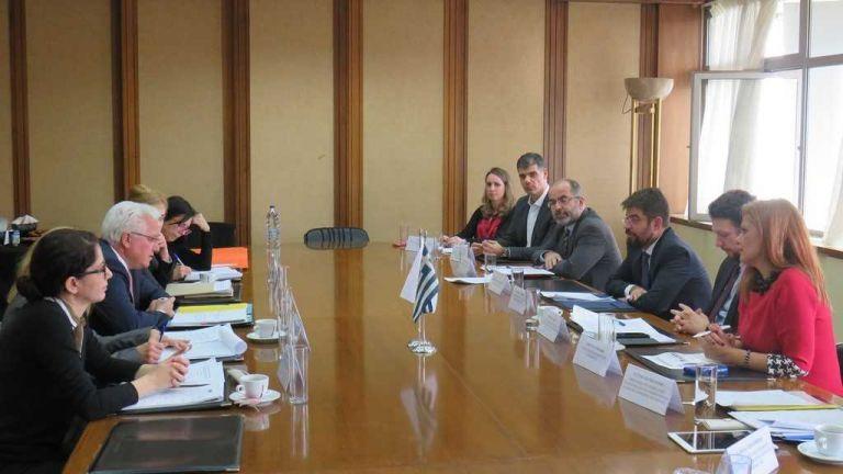 Σύσκεψη Υπουργών Δικαιοσύνης Ελλάδας και Κύπρου | tovima.gr