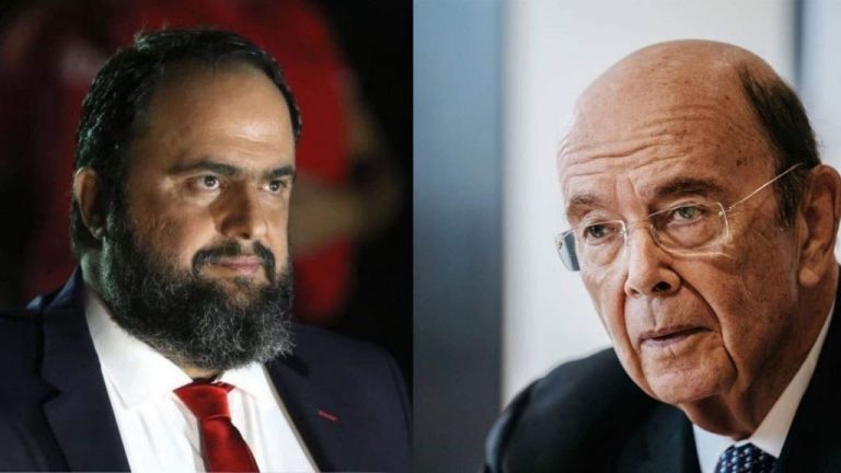 CPLP sponsored by Evangelos Marinakis, DSS Holdings, with W.R. Ross & Co. as majority shareholder, make joint strategic partnership move | tovima.gr