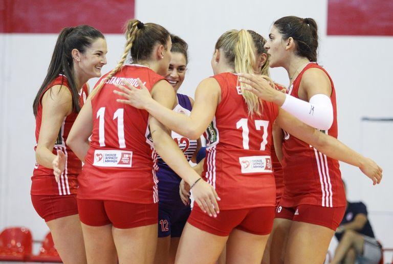 Ολυμπιακός: Κοντά σε επική ανατροπή, λύγισε στο χρυσό σετ | tovima.gr