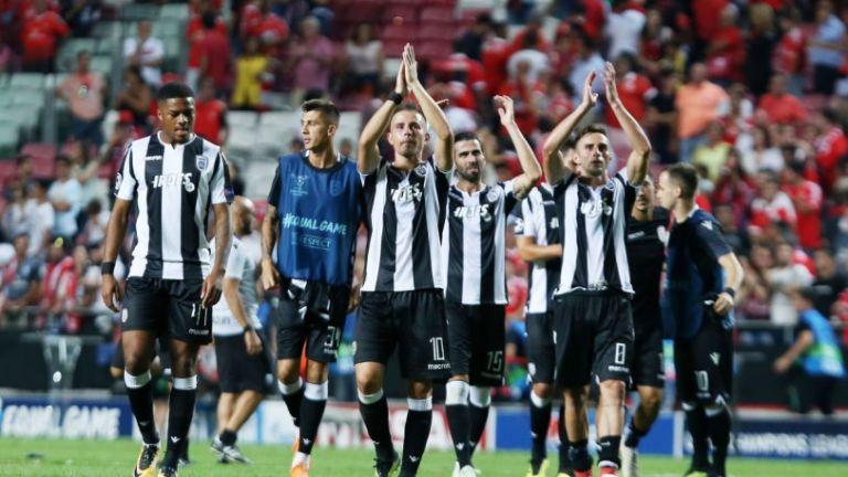 «Χωρίς υπεροψία ο ΠΑΟΚ παίζει καλύτερα στην Ευρώπη» | tovima.gr