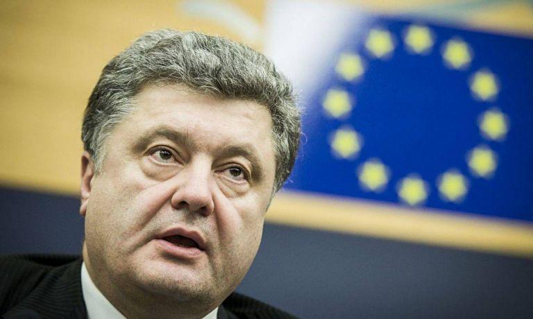 Ουκρανία: Ο Ποροσένκο ζητά από το NATO πολεμικά πλοία στην Αζοφική Θάλασσα | tovima.gr