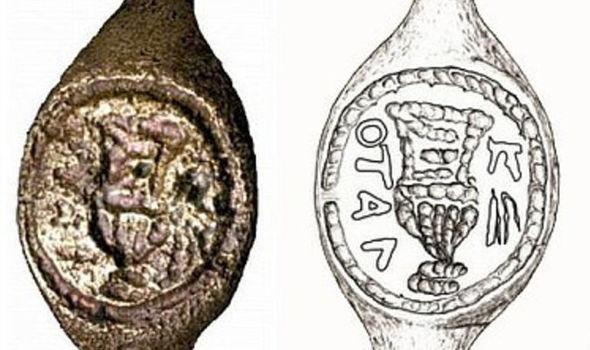 Δακτυλίδι που πιθανόν ανήκε στον Πόντιο Πιλάτο βρέθηκε στο Ισραήλ | tovima.gr