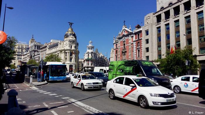 Απαγόρευση των ντιζελοκίνητων στην Μαδρίτη λόγω ρύπανσης | tovima.gr