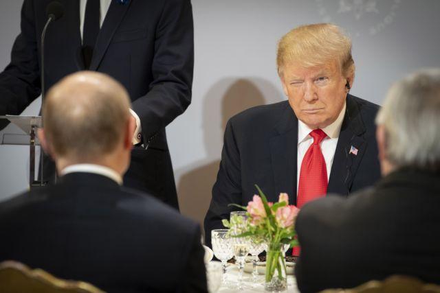 Σύντομη συνάντηση Τραμπ – Πούτιν στο Μπουένος Άιρες | tovima.gr