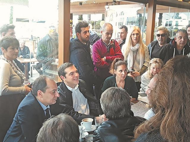 Ποιος κερδίζει τις εκλογές; | tovima.gr