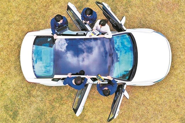 Στην ηλιακή ενέργεια επενδύουν Hyundai και KIA | tovima.gr