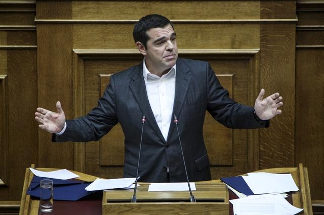 Ενας… Αϊ-Βασίλης που τον έλεγαν Τσίπρα | tovima.gr