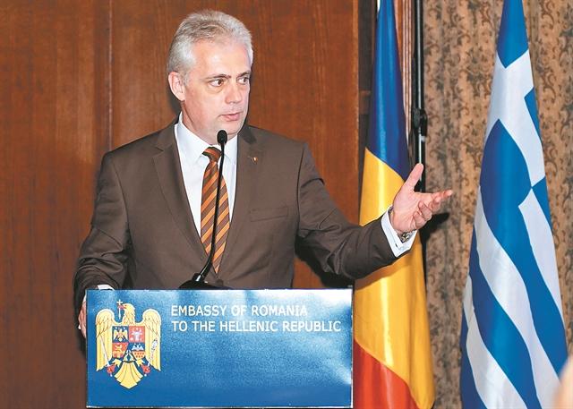 Λουσιάν Φάτου: «To NATO πυλώνας ασφαλείας στην περιοχή του Ευξείνου Πόντου» | tovima.gr