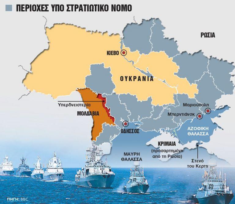 Παιχνίδια πολέμου Πούτιν – Ποροσένκο | tovima.gr