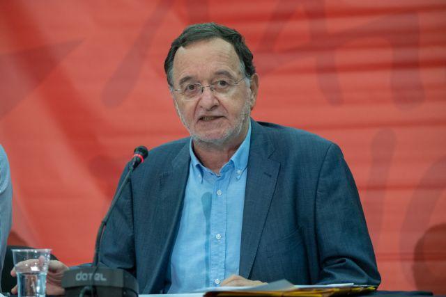 Λαφαζάνης: Εφιάλτης για τον Τσίπρα η ΛΑΕ και το Grexit | tovima.gr