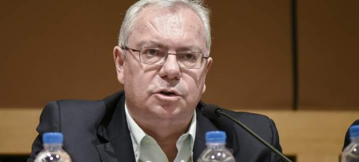 Μαλέλης για ΣΥΡΙΖΑ: Ή θα τον εξαφανίσουμε ή θα μας εξαφανίσει | tovima.gr