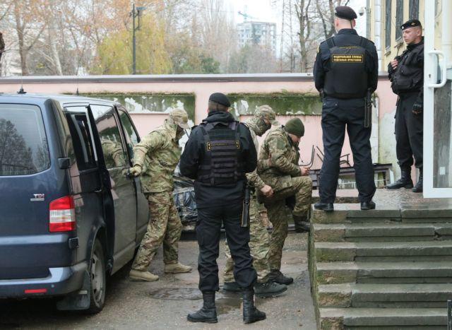 Πούτιν: Οχι στην απελευθέρωση των ουκρανών ναυτών | tovima.gr