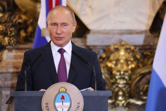 «Πυρά» Πούτιν σε Βαρθολομαίο για την Ουκρανική Εκκλησία | tovima.gr