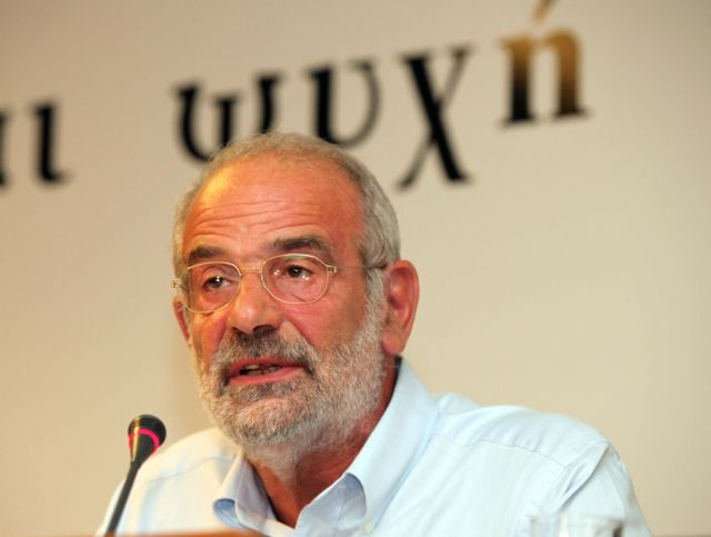 Ex-SYRIZA leader blasts Tsipras, his former party as 'poisonous opponent' of Left | tovima.gr