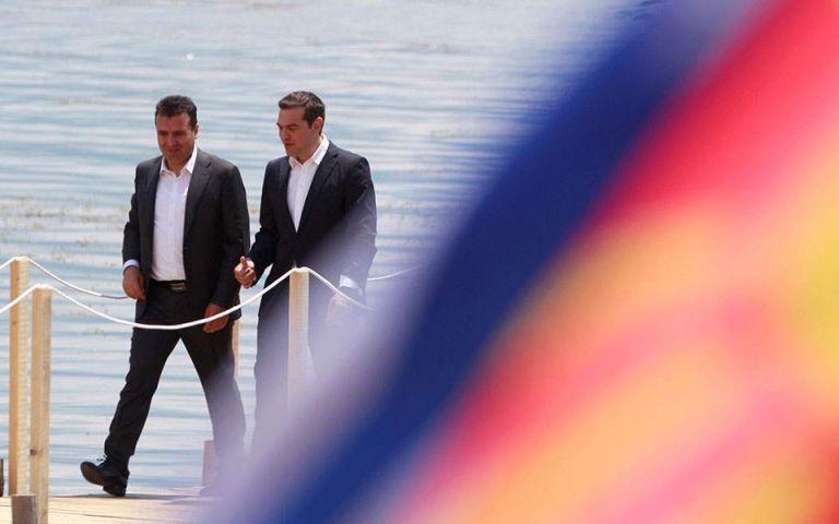 Εμπλοκή στην Συμφωνία των Πρεσπών: Οι προκλητικές δηλώσεις Ζάεφ, η παρέμβαση Νίμιτς και ο εκνευρισμός στην Αθήνα | tovima.gr