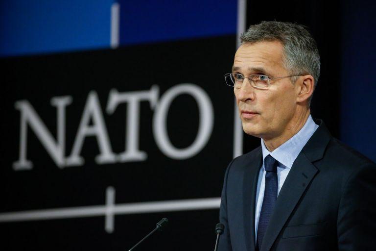 Στόλτενμπεργκ σε πΓΔΜ: Αδράξτε την ιστορική ευκαιρία κυρώνοντας τη συμφωνία των Πρεσπών | tovima.gr