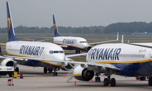 Η βρετανική πολιτική αεροπορία νομικά κατά της Ryanair   tovima.gr