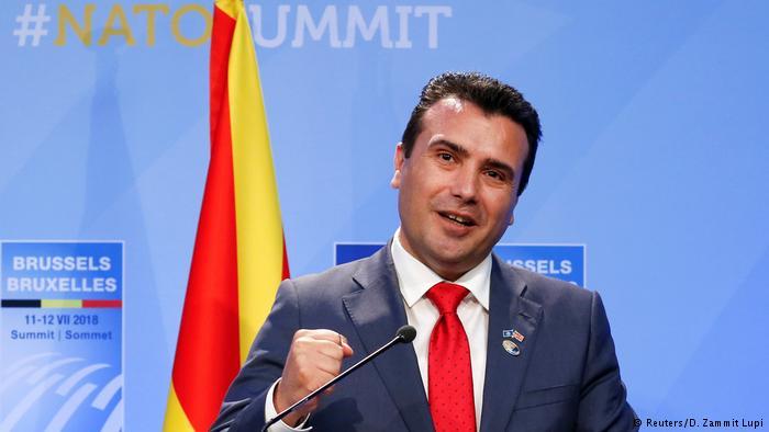 Ζόραν Ζάεφ: Η Συμφωνία των Πρεσπών θα εφαρμοστεί | tovima.gr