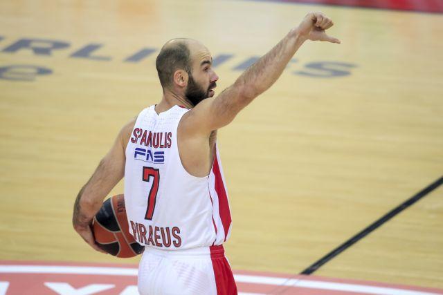 Live: Ζαλγκίρις Κάουνας – Ολυμπιακός | tovima.gr